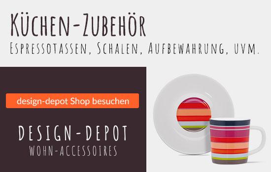 design-depot Shop Küchen-Zubehör