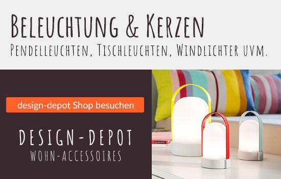 design-depot Shop Leuchten